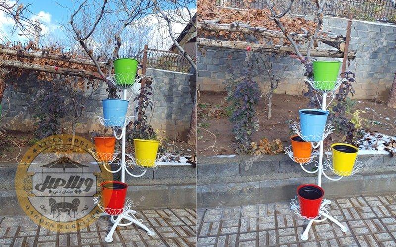 Metal Vase 05 Min