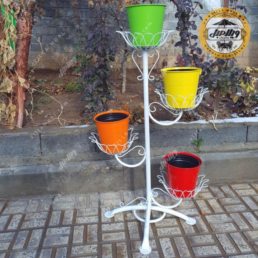 Metal Vase Min