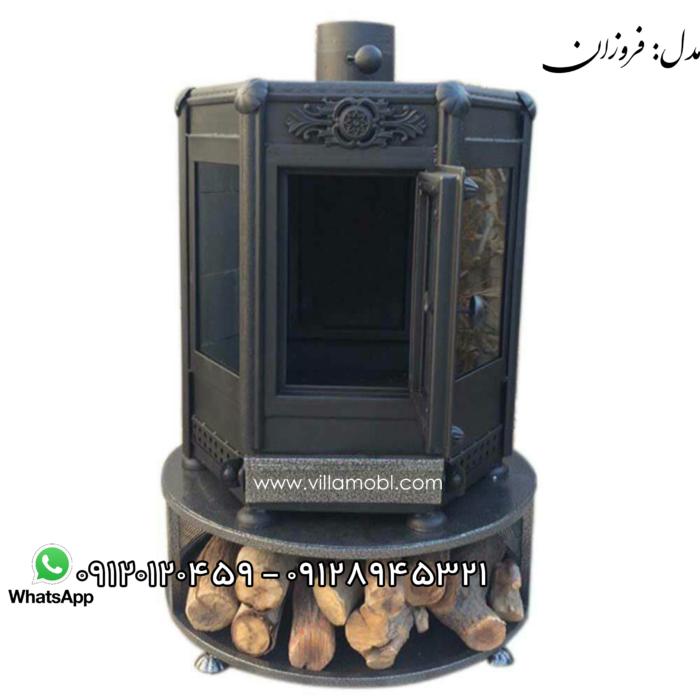 بخاری هیزمی و چوب سوز (13)