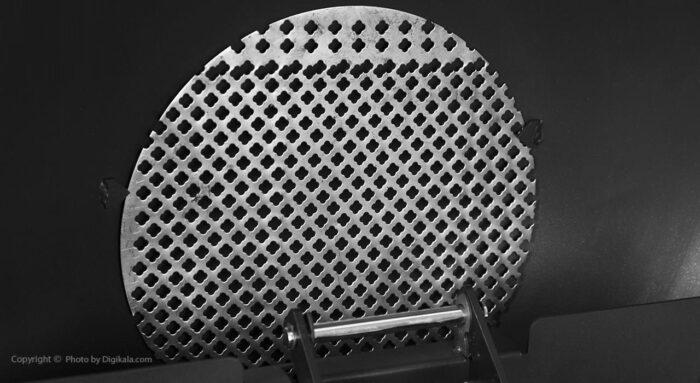 منقل کباب پز دیواری 3 700x383 - باربیکیو و کباب پز دیواری مدل گرد سیگما