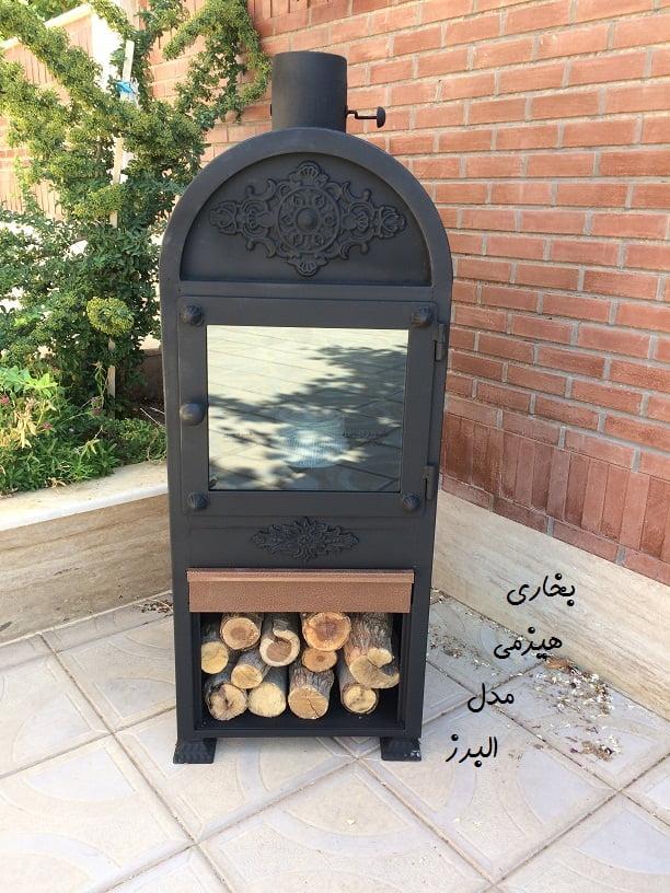 بخاری چوب سوز پارسیان (2)