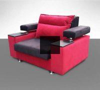 یک نفره 200x180 - کاناپه تختخوابشو یک نفره با دسته