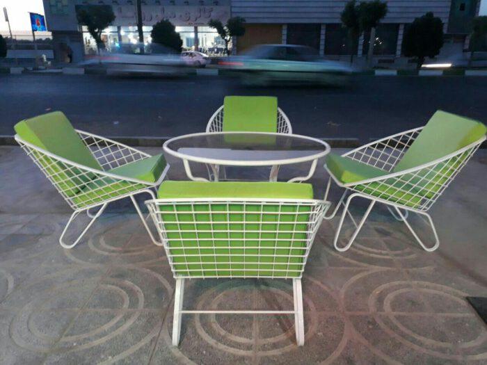 باغی مبلمان حیاطی مبلمان ویلایی 3 700x525 - مبلمان باغی ویلایی مدل مهتاب کد7