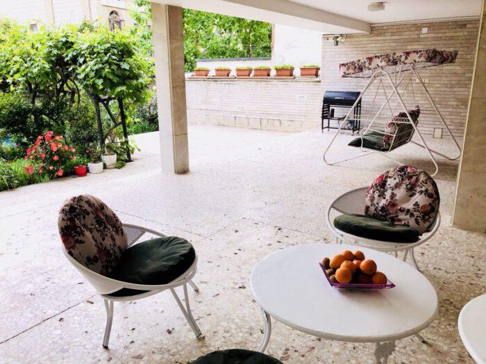 باغی مبلمان ویلایی مبلمان فضای باز حیاطی 24 700x525 - مبلمان باغی فلزی مدل ارغوان کد8