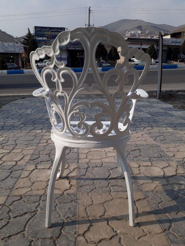 مبل باغی صندلی ویلایی مبلمان فضای باز (10)
