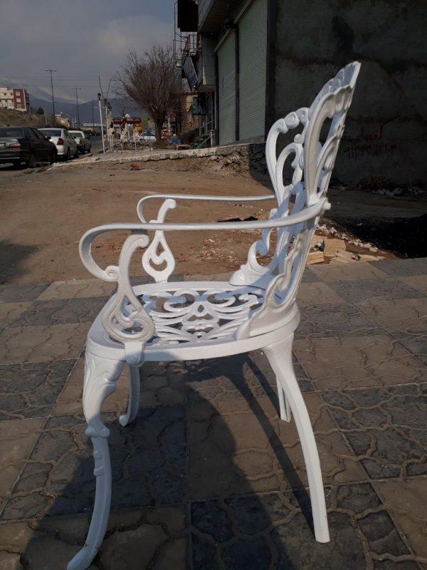 مبل باغی صندلی ویلایی مبلمان فضای باز (11)