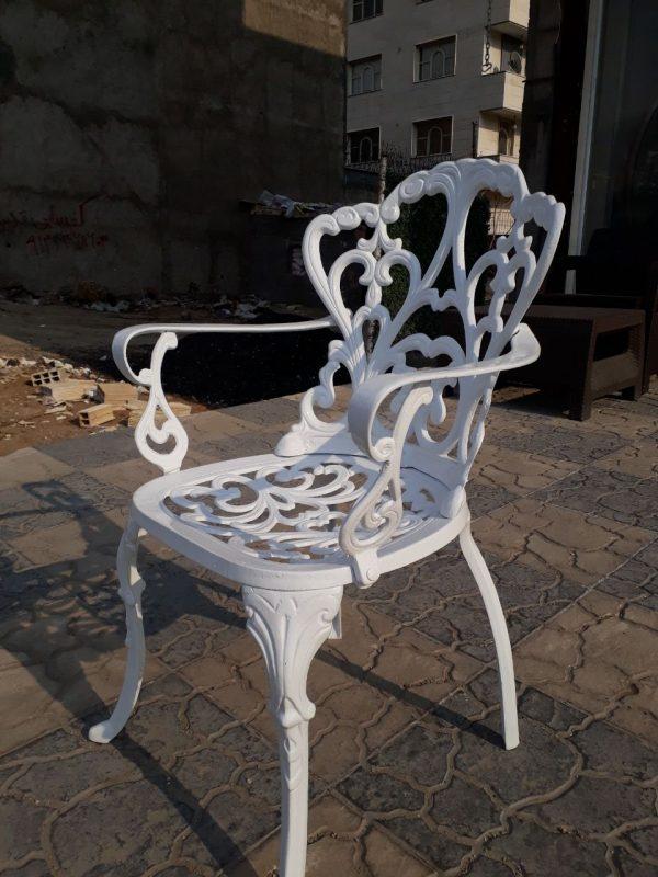 مبل باغی صندلی ویلایی مبلمان فضای باز (12)