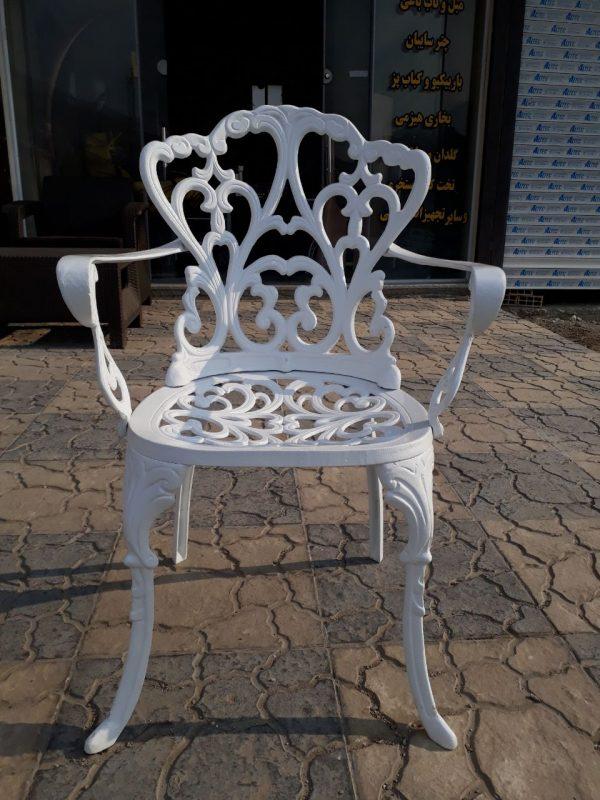 مبل باغی صندلی ویلایی مبلمان فضای باز (13)