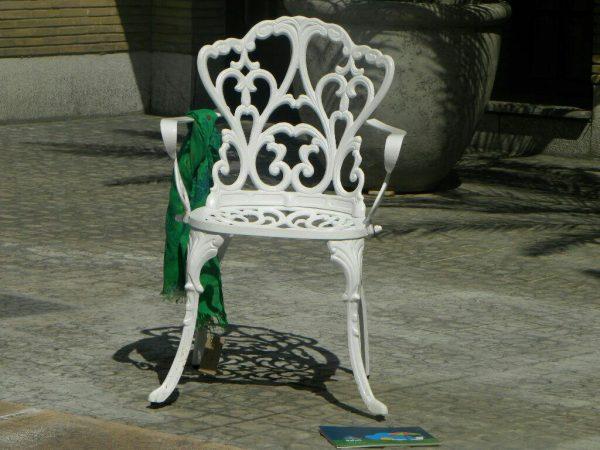مبل باغی صندلی ویلایی مبلمان فضای باز (4)