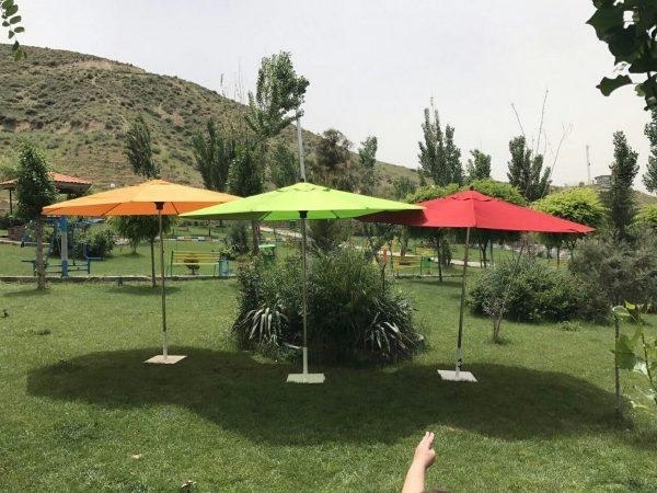 چتر سایه بان ویلایی چتر باغی چتر فضای باز (1)