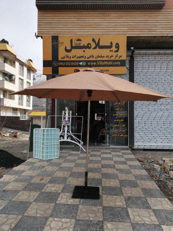 چتر سایه بان ویلایی چتر باغی چتر فضای باز (3)