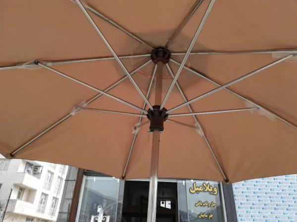 چتر سایه بان ویلایی چتر باغی چتر فضای باز (4)
