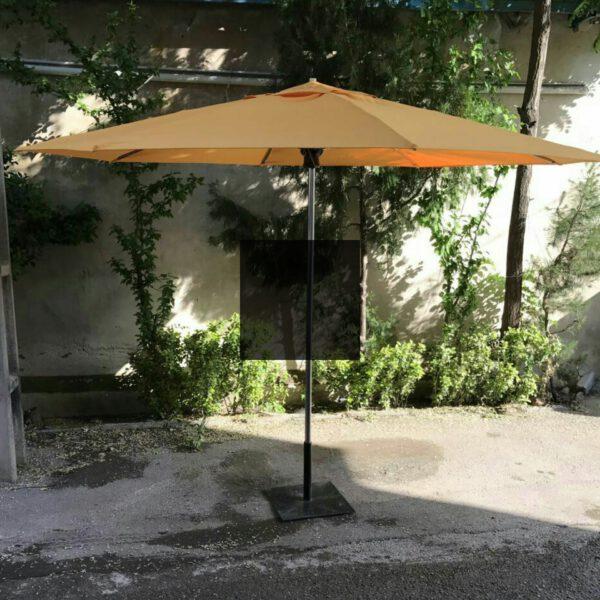 سایه بان 2 600x600 - چتر سایه بان 3مترقطر بدنه استیل