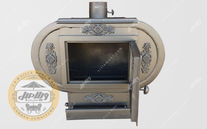 بخاری هیزم سوز مدل دورنا ویلامبل