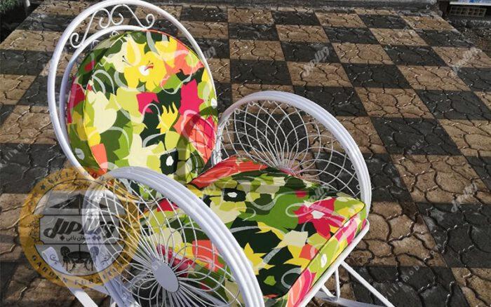 صندلی راک فلزی گلبرگ