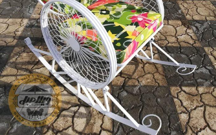 صندلی راک مدل گلبرگ