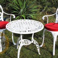 میز و صندلی تاج