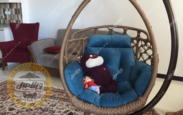 صندلی تابی مدل نیو مونیخ سبد بزرگ