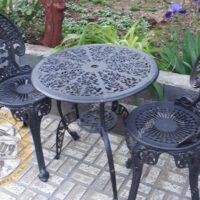 میز و صندلی باغی چکاوک
