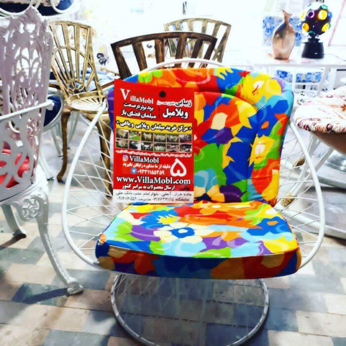 باغی مبلمان ویلایی مبلمان فلزی حیاطی 28 700x700 - مبلمان باغی ویلایی مدل بامبو