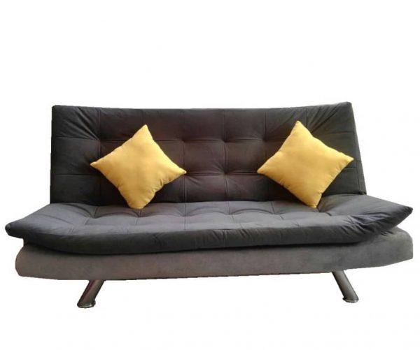 تختخوابشو مبل تختشو مبلمان راحتی تاشو 9 600x501 - کاناپه تختخوابشو دونفره بدون دسته مدل ایپک