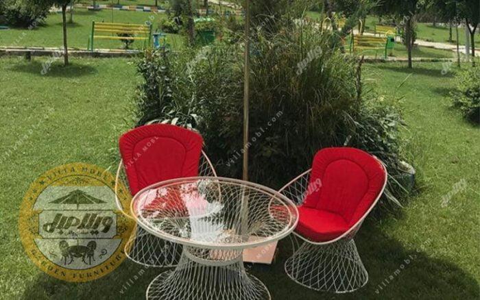 مبلمان باغی ویلایی بامبو