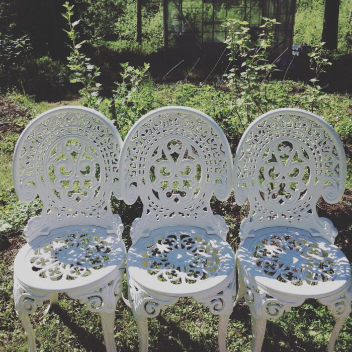 صندلی طاووسی (1)