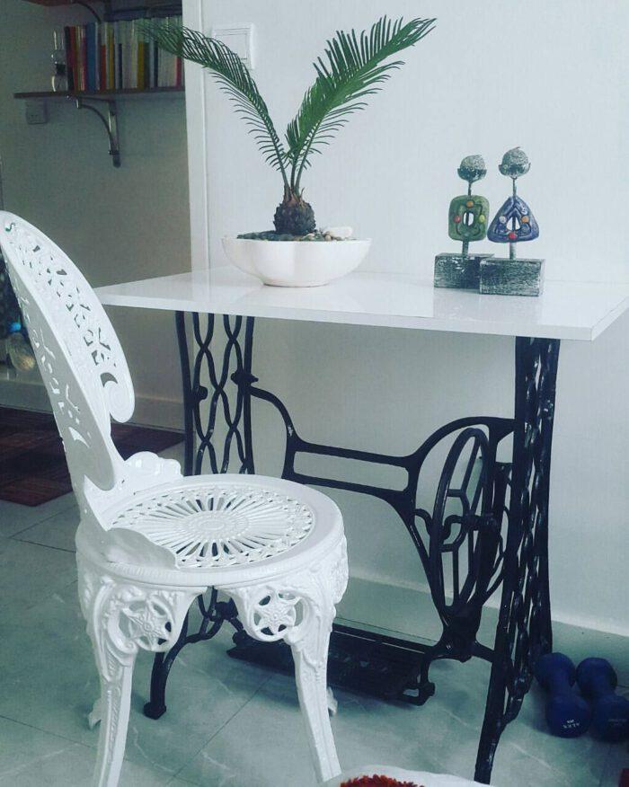 صندلی طاووسی (2)