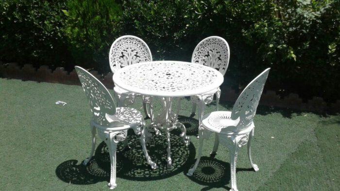 صندلی طاووسی (3)