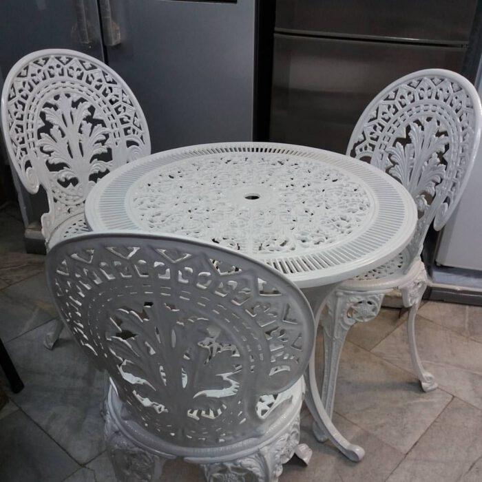 صندلی طاووسی (4)