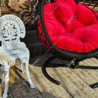 قیمت خرید صندلی طاووسی یا چکاوک آلومینیومی