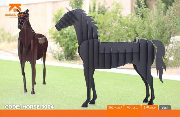و منقل و کبابپز طرح حیوان 10 600x390 - باربیکیو کارن مدل اسب