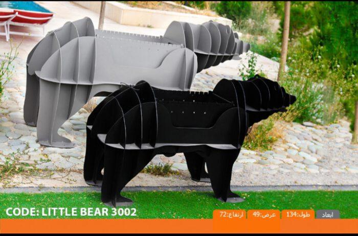 و منقل و کبابپز طرح حیوان 13 700x462 - باربیکیو کارن مدل خرس بزرگ