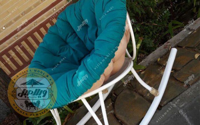 صندلی راک ارغوان