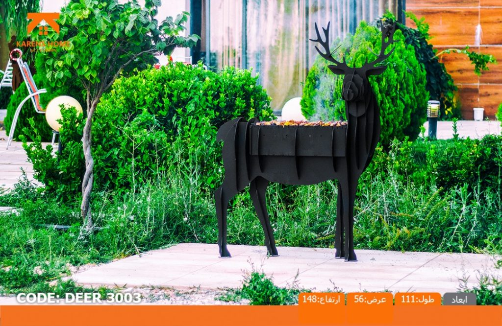 و منقل و کبابپز طرح حیوان 6 1024x666 - باربیکیو کارن زغالی طرح های حیوان
