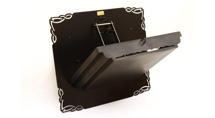کباب پز منقل دیواری مربع 3 700x383 - باربیکیو و کبابپز دیواری مدل مربع آلفا