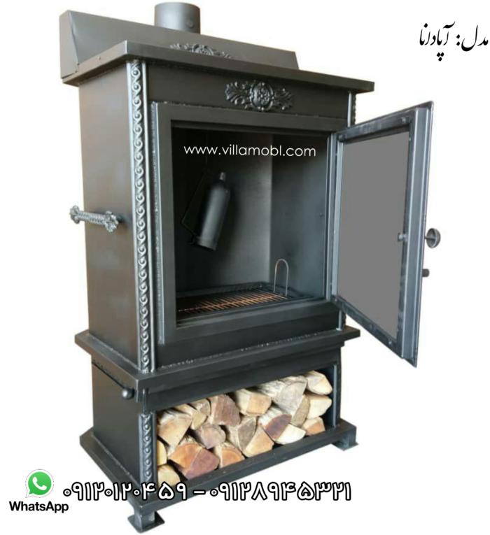 بخاری هیزمی و چوب سوز (2)