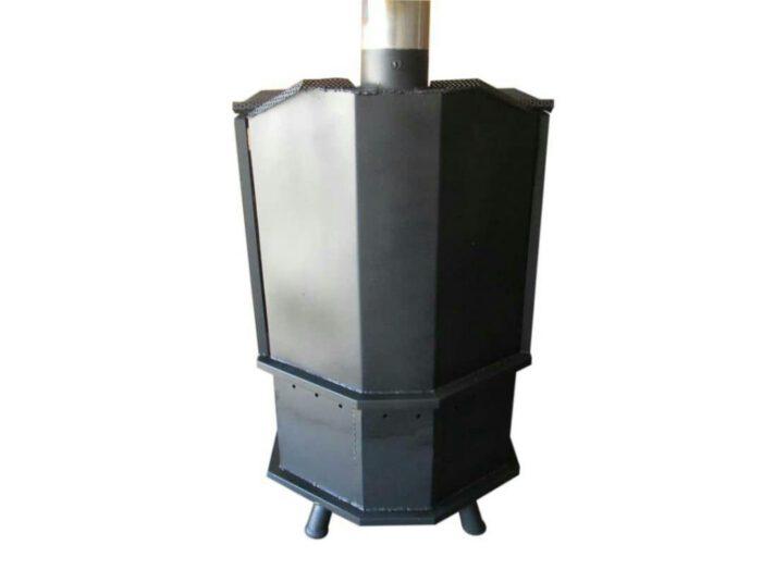 هیزم سوز چوب سوز زغالی 6 700x524 - بخاری هیزمی مدل آپادانا