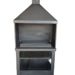 پز و باربیکیو منقل زغالی 3 150x150 - باربیکیو و کباب پز زغالی مدل آذران