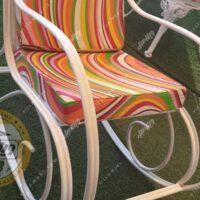 صندلی راک فلزی آلما