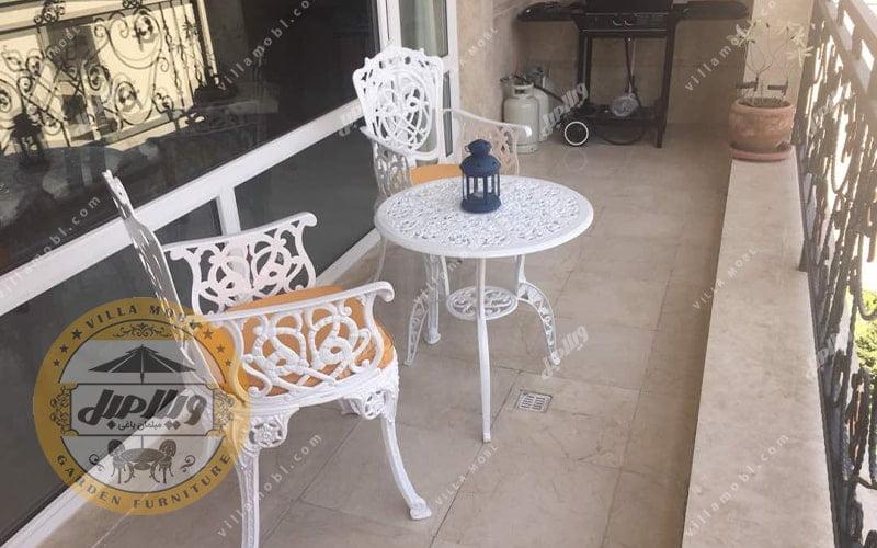 میز و صندلی مرغابی