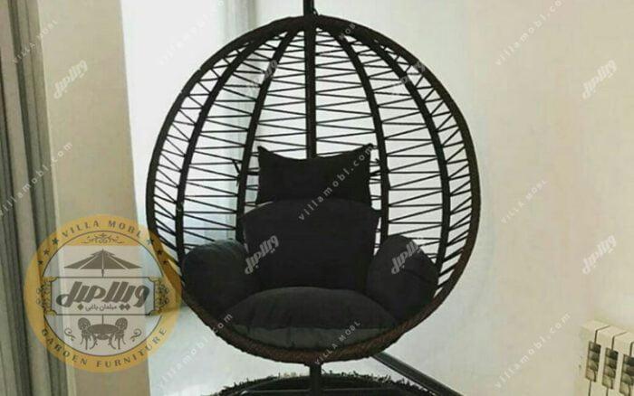 صندلی آویزی کنفی آپشنال