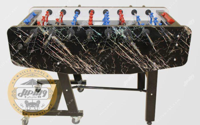فوتبال دستی فلزی f119