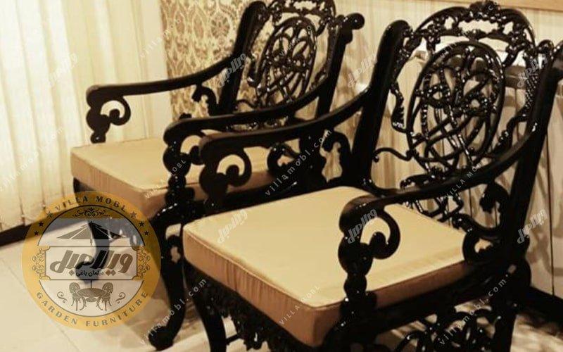میز و صندلی آلومینیومی مرغابی