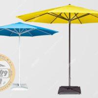 سایبان چتری مدل دانیتا هشت ضلعی