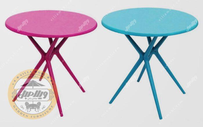 میز پلیمری مدل تیکا