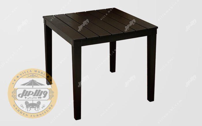 میز تینا مشکی