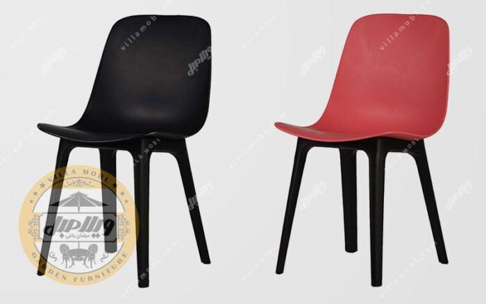 صندلی پلاستیکی مدل تیکا