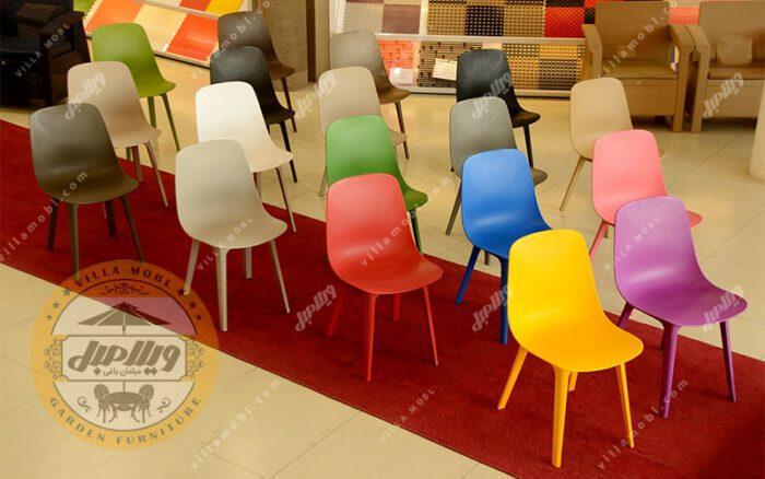 مشخصات صندلی تیکا